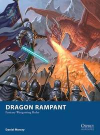 Dragon Rampant by Daniel Mersey