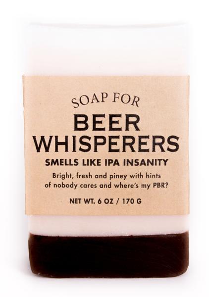 Whiskey River Co: Soap - Beer Whisperer
