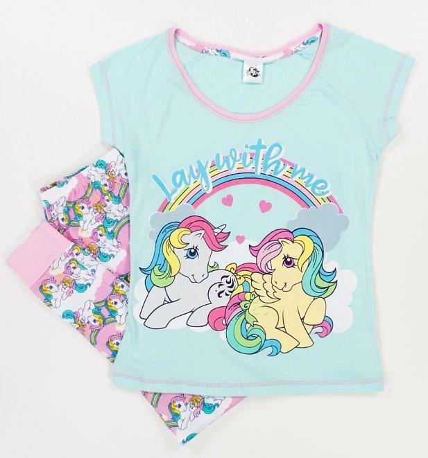 My Little Pony (Pink) - Women's Pyjamas (12-14) image