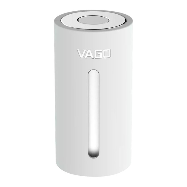 VAGO: Portable USB Vacuum Baggage Compressor.