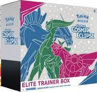 Pokemon TCG: Cosmic Eclipse Elite Trainer Box