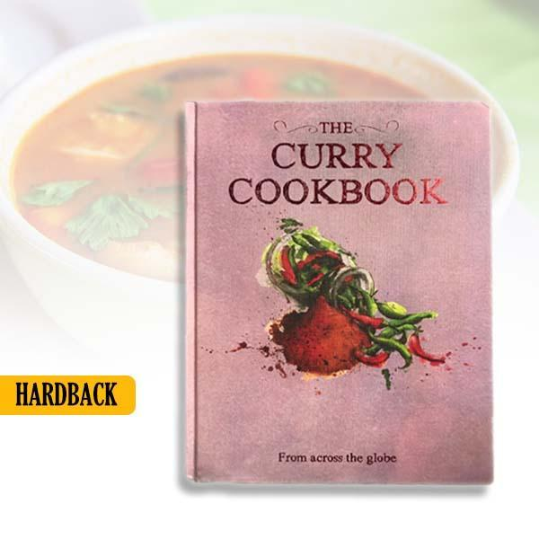 The Curry Cookbook: from Across the Globe