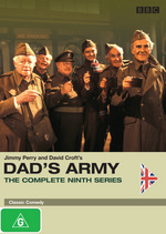 Dad's Army - The Complete 9th Series on DVD