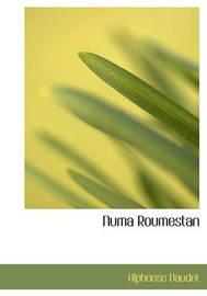 Numa Roumestan by Alphonse Daudet image