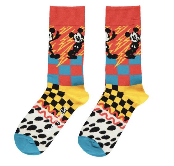 Happy Socks: Disney Minnie-Time Sock 36-40