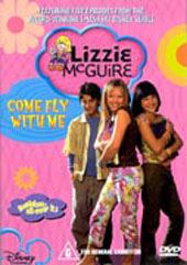 Lizzie McGuire Vol. 3 on DVD