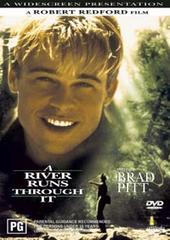A River Runs Through It on DVD