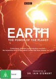 Earth: The Power of the Planet DVD