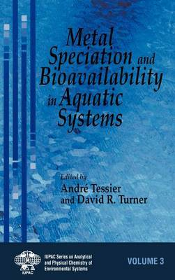 Metal Speciation and Bioavailability in Aquatic Systems image
