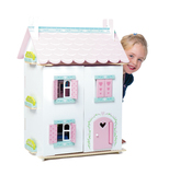 Le Toy Van: Sweetheart Cottage (with furniture)
