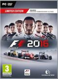 F1 2016 Limited Edition for PC Games