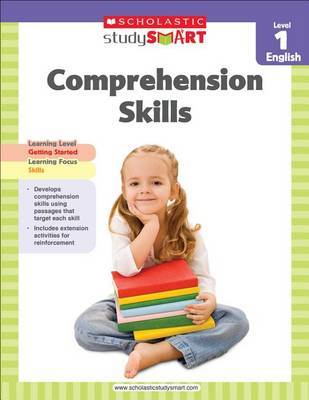 Comprehension Skills, Level 1 by Scholastic