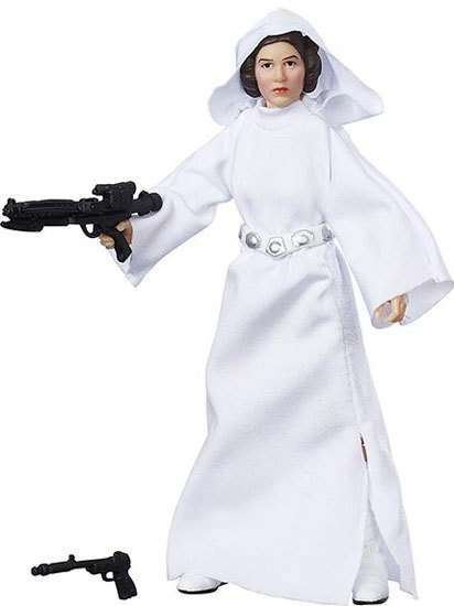 "Star Wars The Black Series: 6"" Leia Organa image"