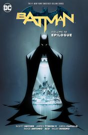 Batman HC Vol 10 Epilogue by Scott Snyder