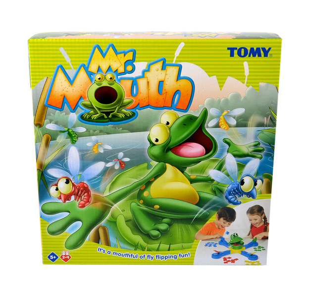 Tomy: Mr Mouth - Children's Game
