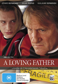 A Loving Father on DVD image