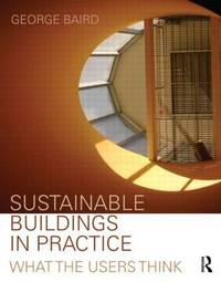 Sustainable Buildings in Practice by George Baird image