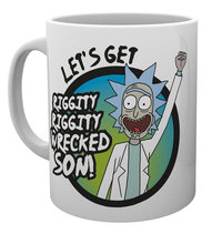 Rick and Morty: Wrecked - Mug