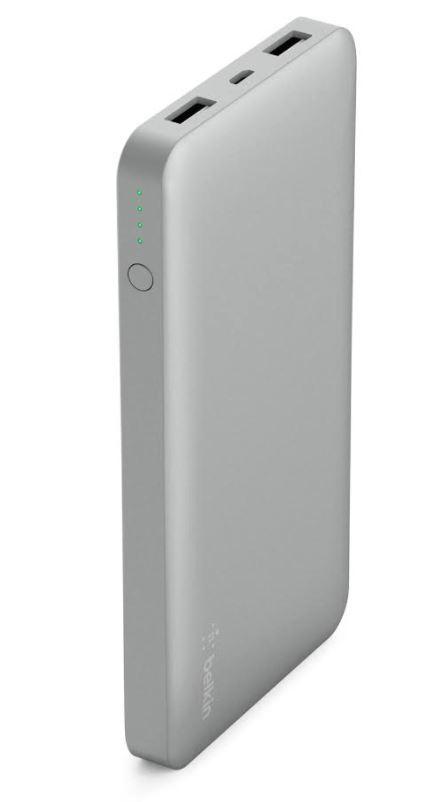 Belkin Pocket Power 10K Power Bank - Silver image