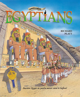Discovering Egyptians by Richard Platt image