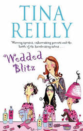 Wedded Blitz by Tina Reilly image