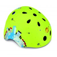 Globber: Helmet - Rocket Green (Small)