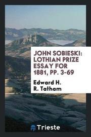 John Sobieski by Edward H R Tatham image