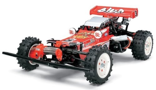 Tamiya 1/10 RC Hotshot (2007) - Assembly Kit image