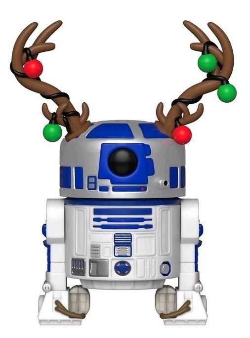 Star Wars: Holidays - R2-D2 (with Antlers) Pop! Vinyl Figure image
