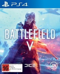 Battlefield V for PS4