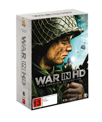 War In HD Collector's Edition on DVD