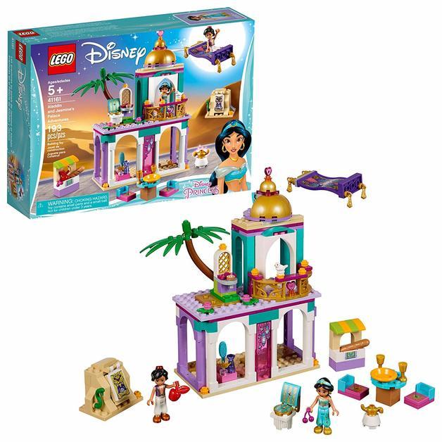 LEGO Disney - Aladdin & Jasmine's Palace Adventures (41161)