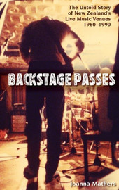 Backstage Passes by Joanna Mathers