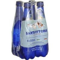 Santa Vittoria Sparkling Water 500ml 24pk