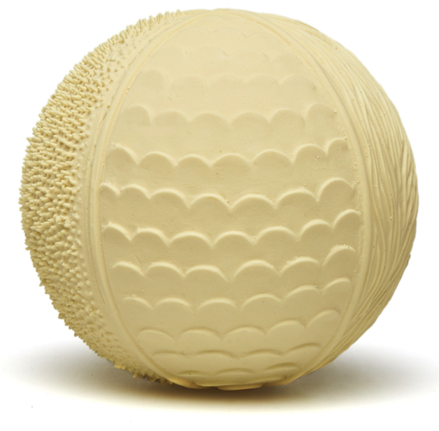Lanco: Hermetic Natural Ball (Creme) - Sensory Toy