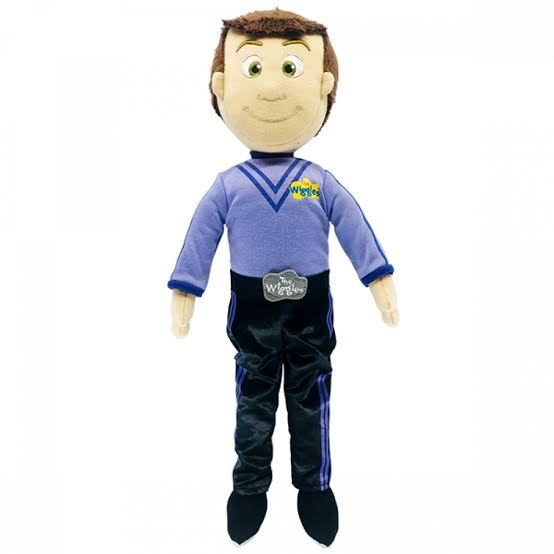 The Wiggles: Dress Up Plush - Lachy