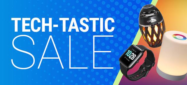 Tech-Tastic Sale!