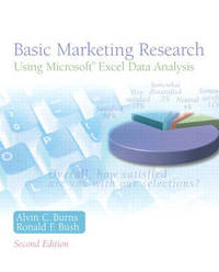 Basic Marketing Research by Alvin C. Burns image