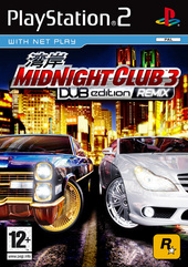 Midnight Club 3: DUB Edition Remix for PS2