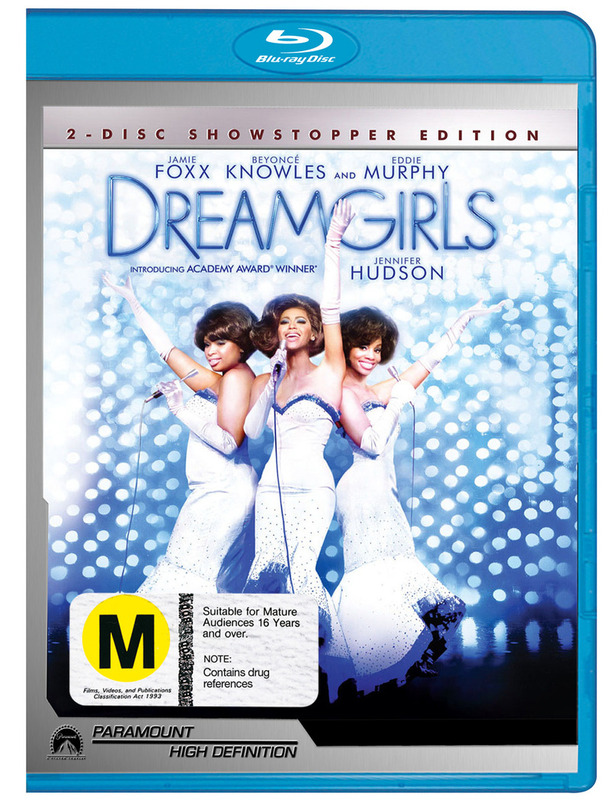 Dreamgirls - Showstopper Edition on Blu-ray