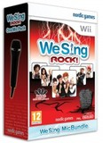 We Sing Rock (with + 1 Microphone) for Nintendo Wii