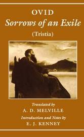 Sorrows of an Exile (Tristia) by Ovid image