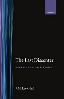 The Last Dissenter by F.M. Leventhal image
