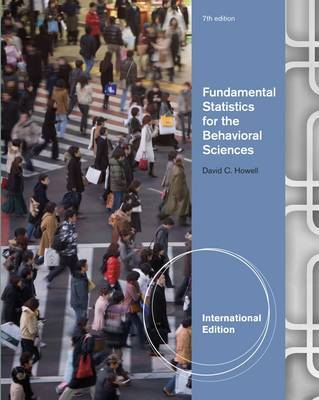 Fundamental Statistics for the Behavioral Sciences by David C Howell