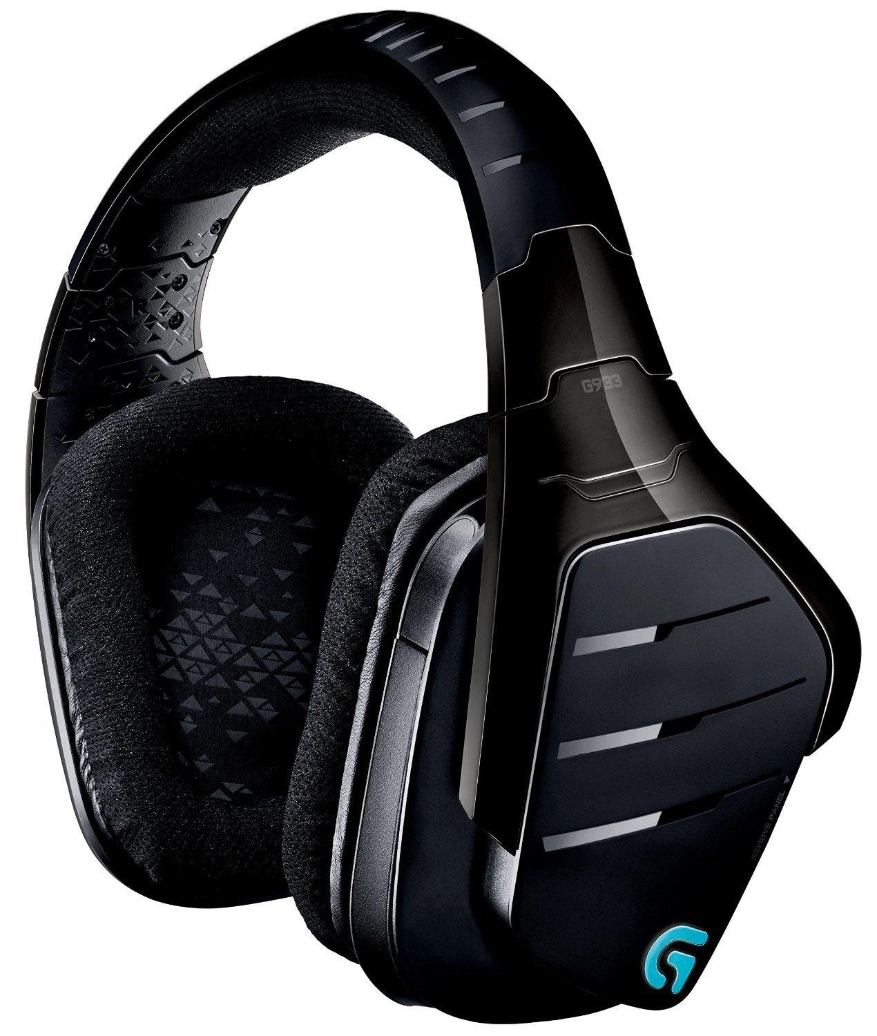 Logitech G933 RGB Wireless 7.1 Gaming Headset for  image