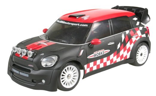 Nikko 1:4 Mini John Cooper Works WRC
