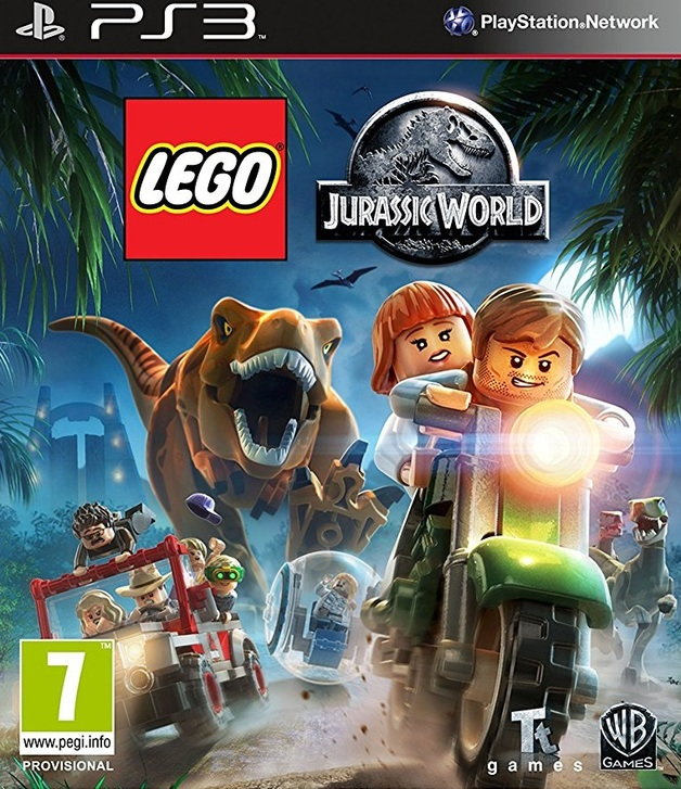 LEGO Jurassic World for PS3