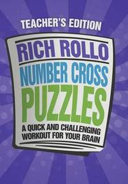 Number Cross Puzzles by Rich Rollo