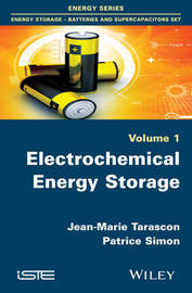 Electrochemical Energy Storage by Jean-Marie Tarascon