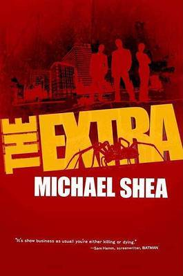 The Extra by Michael Shea image